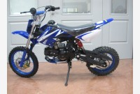 Pit Bike 125 Blu