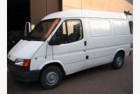 Ford Transit con Gancio Traino
