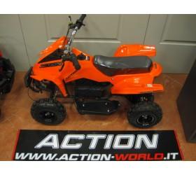 Mini Quad Modello BLAZER 500 W Arancione