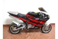 www.action-world.it  Midi Bike Rosso/Nero