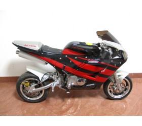 Midi Bike Rosso/Nero