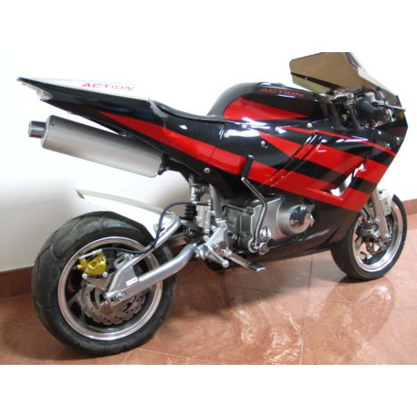Verwonderlijk Midi Bike Rosso/Nero - Action Srl LO-01