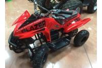 Mini Quad Modello BLAZER 500 W Rosso