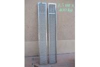 Kit rampe di carico in alluminio 2 mt