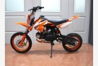 Pit Bike 125 Arancione