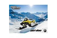 SNOW MOTO SKIDOO