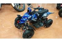 Mini Quad Boxster 50 cc BLU