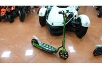 Monopattino Elettrico Verde 100 Watt