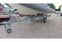 Rimorchio trasporto imbarcazioni usato