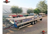 Rimorchio usato trasporto cose auto moto quad