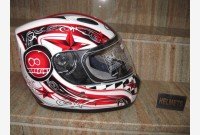 Casco Integrale Bambino RED RACE